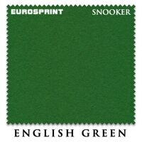 Бильярдное сукно Eurosprint Snooker 198 см English Green