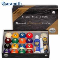 Бильярдные шары Pool Aramith Tournament Value Pack 57,2 мм