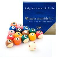 Бильярдные шары Aramith Super Aramith Pro-Cup TV Pool 57,2 мм